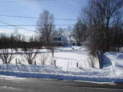 St Lawrence County Single Family Home For Sale: 6459a State Highway 56
