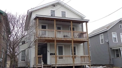 Ogdensburg NY Multi Family Home For Sale: $45,000