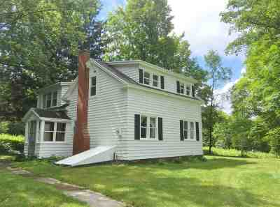 Canton NY Single Family Home For Sale: $112,900