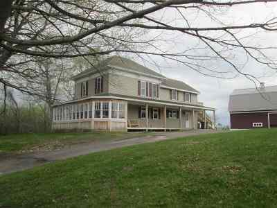 Canton NY Single Family Home For Sale: $219,900