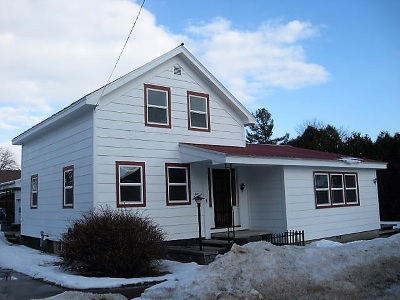 Ogdensburg NY Single Family Home For Sale: $129,000