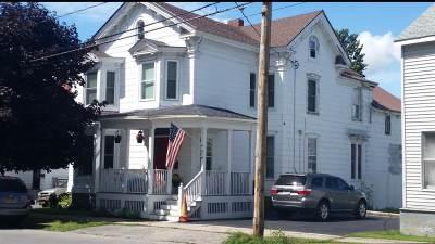 Ogdensburg Single Family Home For Sale: 618 Greene Street