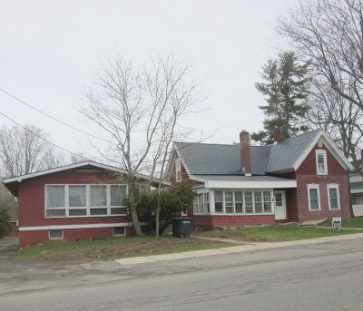 Canton NY Multi Family Home For Sale: $175,000