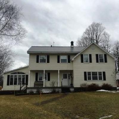 Lisbon Single Family Home For Sale: 273 Randall Rd.