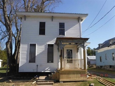 Ogdensburg Single Family Home For Sale: 520 Renssellaer Ave