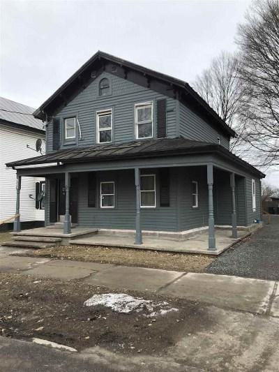 Ogdensburg NY Multi Family Home For Sale: $59,000