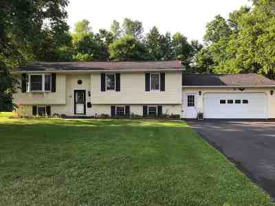 Massena Single Family Home For Sale: 18 Baldwin