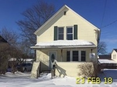 Massena Single Family Home For Sale: 228 Center St