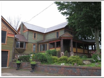 St Lawrence County Single Family Home For Sale: 1 South Street