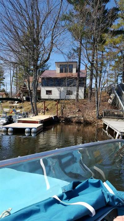 Hermon Waterfront For Sale: 686 County Route 19