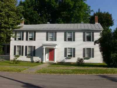 St Lawrence County Single Family Home For Sale: 324 Knox Street