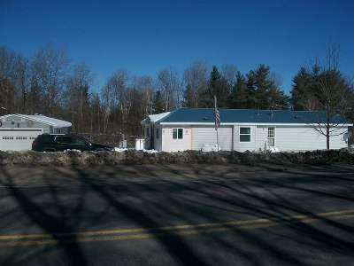 Norwood NY Single Family Home For Sale: $88,500