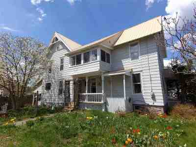 Gouverneur NY Single Family Home For Sale: $99,999