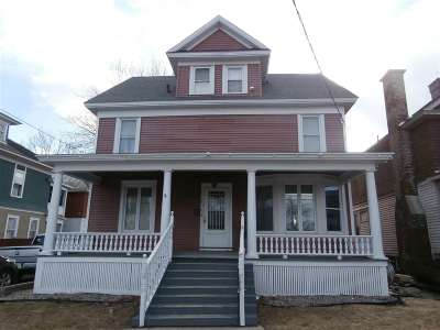Ogdensburg NY Single Family Home For Sale: $114,900