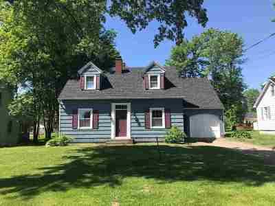 Massena Single Family Home For Sale: 46 Ransom Avenue