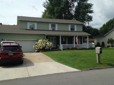 Massena Single Family Home For Sale: 12 Coventry Dr