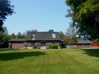 Massena Single Family Home For Sale: 521 County Route 40