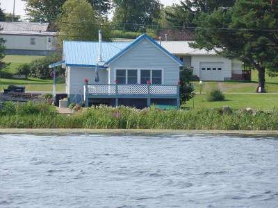 Hammond Waterfront For Sale: 3658 County Route 6