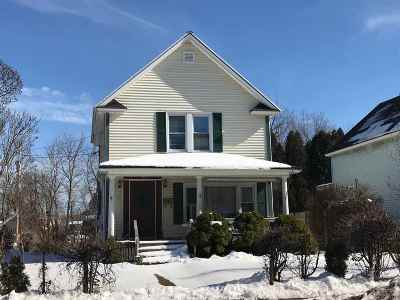 Massena Single Family Home For Sale: 42 Willow Street