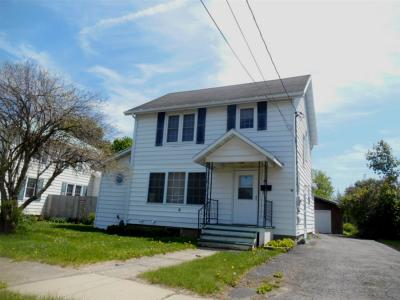 Massena Single Family Home For Sale: 18 Pleasant Street