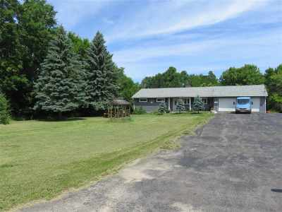 Massena Waterfront For Sale: 253 Trippany Road