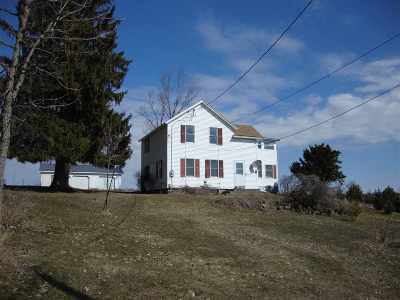 Massena Single Family Home For Sale: 791 N Racquette River Rd