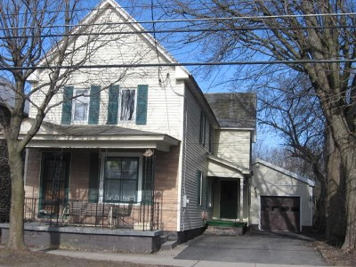 Ogdensburg NY Single Family Home For Sale: $64,900