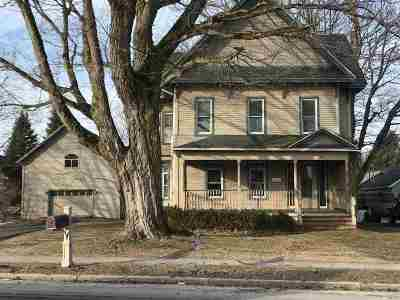 Heuvelton Single Family Home For Sale: 36 State Street