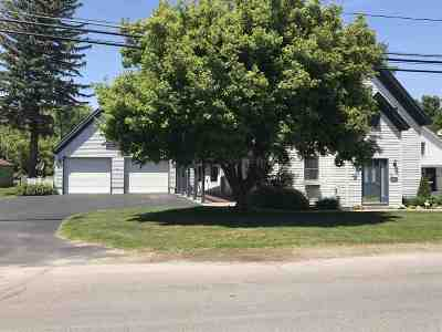 Ogdensburg NY Single Family Home For Sale: $176,900