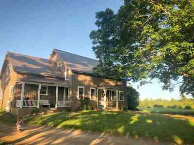 St Lawrence County Single Family Home For Sale: 177 Pollock Road
