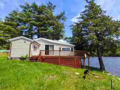 Depeyster NY Waterfront For Sale: $99,000