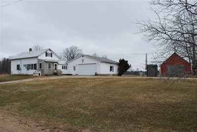 Ogdensburg NY Single Family Home For Sale: $72,500