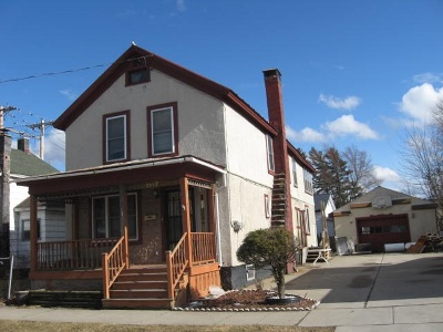 Ogdensburg NY Single Family Home For Sale: $59,900
