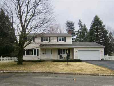 St Lawrence County Single Family Home For Sale: 16 Drumlin Dr.