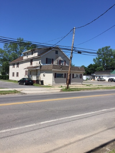 Massena Multi Family Home For Sale: 400 South Main Street