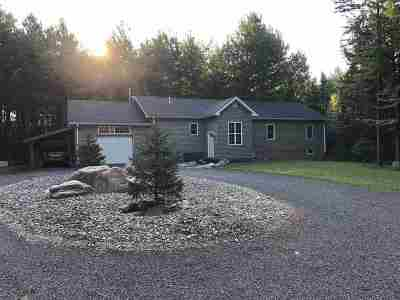 St Lawrence County Single Family Home For Sale: 1896 Sh 72