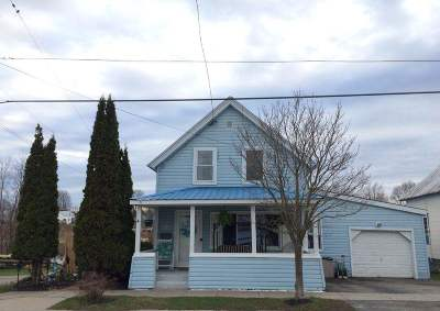 Ogdensburg NY Waterfront For Sale: $69,900