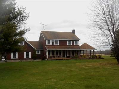 Massena Farm For Sale: 162 Whalen Road