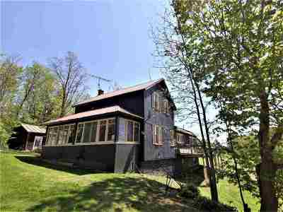 Hammond Single Family Home For Sale: 386 County Route 8