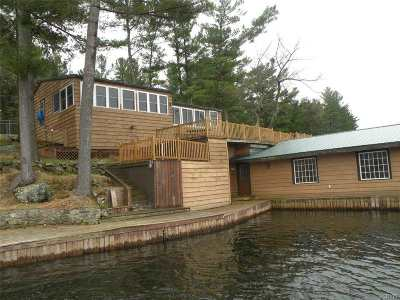 Hammond Waterfront For Sale: 90 A&b Dillon Point Rd.