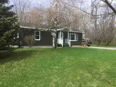 St Lawrence County Single Family Home For Sale: 8035 Ush 11