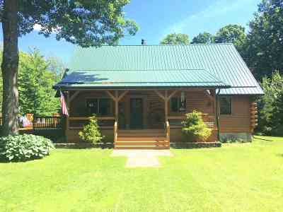 St Lawrence County Single Family Home For Sale: 37b Grove Street