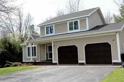 St Lawrence County Single Family Home For Sale: 1 Canterbury Ln