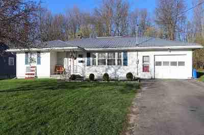 Massena Single Family Home For Sale: 243 Prospect Ave.