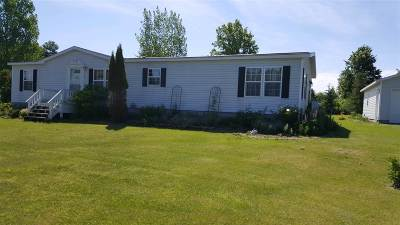 Ogdensburg NY Single Family Home For Sale: $110,000
