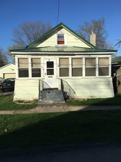 Ogdensburg NY Single Family Home For Sale: $51,000