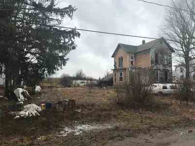 Gouverneur Residential Lots & Land For Sale: 41674 County Line Road