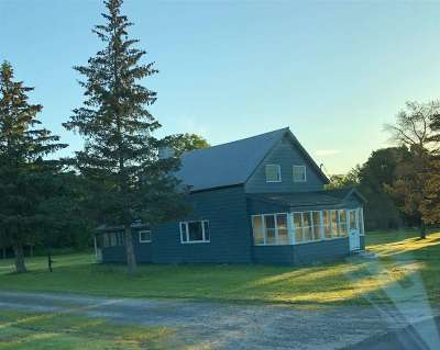 St Lawrence County Single Family Home For Sale: 125 Stark Road