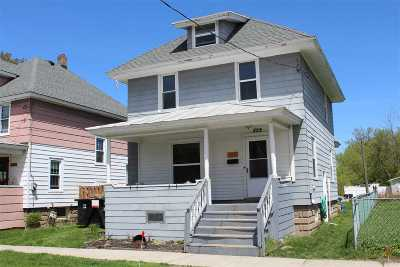 Ogdensburg NY Single Family Home For Sale: $49,500