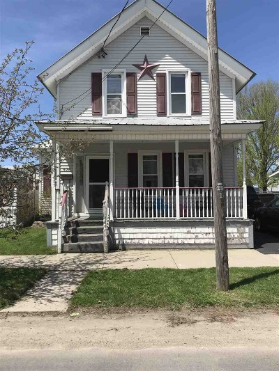 St Lawrence County Single Family Home For Sale: 926 Jay Street